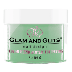 Glam & Glits Acrylic Powder Color Blend First Of All... 2 Oz- Bl3028-Beauty Zone Nail Supply