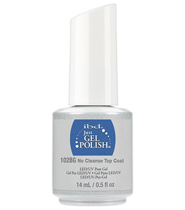 IBD Just Gel Top Coat No Cleanse 14mL/0.5 oz 0.5 oz-Beauty Zone Nail Supply
