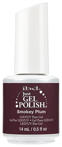 Just Gel Polish Smokey Plum 0.5 oz
