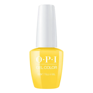 OPI Mexico City Gel Polish Don't Tell a Sol #GCM85