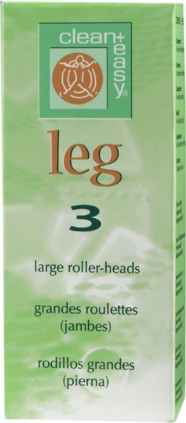 Clean & Easy Large (Leg) Roller Head - 3 pk #41238