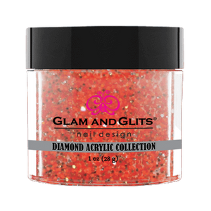 Glam & Glits Diamond Acrylic (Glitter) 1 oz Pretty Edgy - DAC52