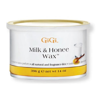 GiGi Wax Milk Chocolate Creme - 14oz
