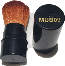 Load image into Gallery viewer, Mini Retractable Dust Brush MUB09 (Black Color)-Beauty Zone Nail Supply