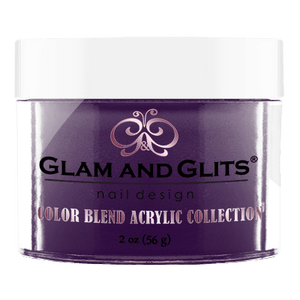 Glam & Glits Acrylic Powder Color Blend Ready To Mingle 2 Oz- Bl3039
