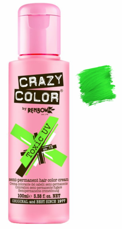 Crazy Color vibrant Shades -CC PRO 79 TOXIC 150ML-Beauty Zone Nail Supply