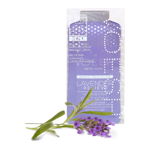 VOESH PEDI LAVENDER RELIEVE 3 STEP