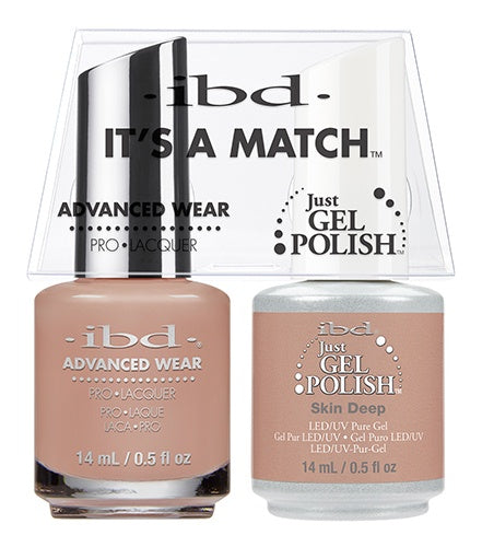 ibd Advanced Wear Color Duo Skin Deep 1 PK-Beauty Zone Nail Supply