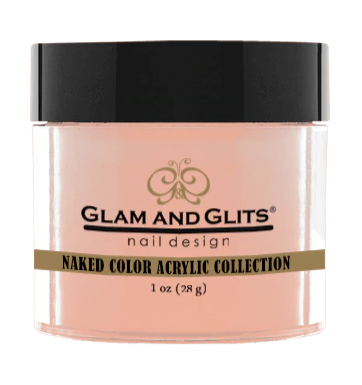 Glam & Glits Naked Color Acrylic Powder (Cream) 1 oz Enchantress - NCAC404-Beauty Zone Nail Supply