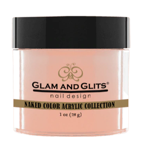 Glam & Glits Naked Color Acrylic Powder (Cream) 1 oz Enchantress - NCAC404