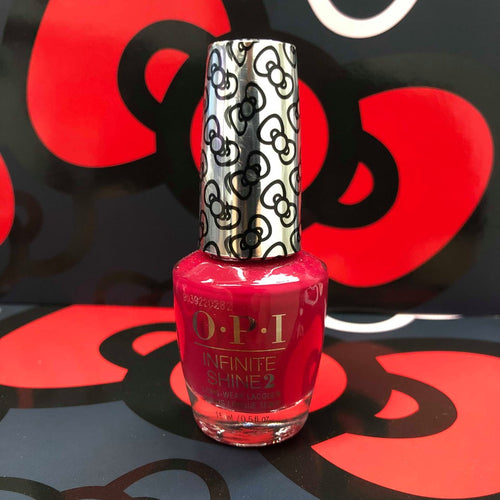 OPI Infinite Shine - All About the Bows HRL35