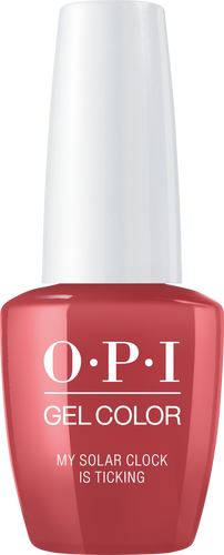 OPI GelColor MY SOLAR CLOCK IS TICKING #GCP38