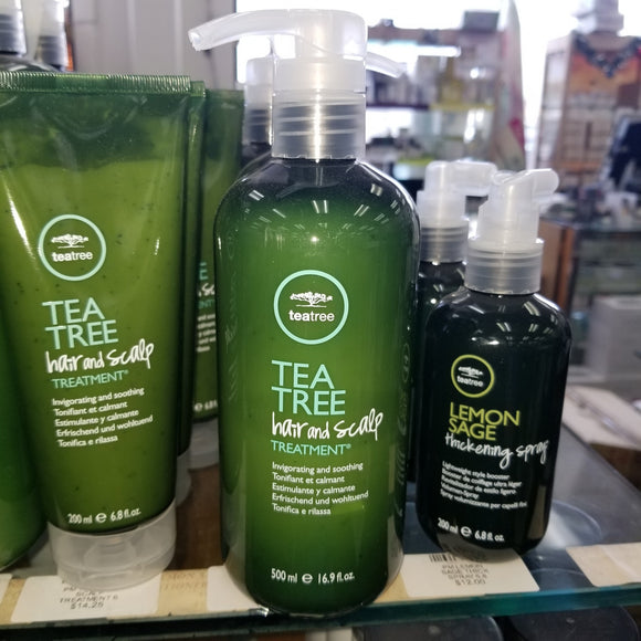 PM TEA TREE SCALP TREATMENT 16