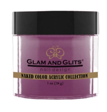 Glam & Glits Naked Color Acrylic Powder (Shimmer) 1 oz Femme Fatale - NCAC425