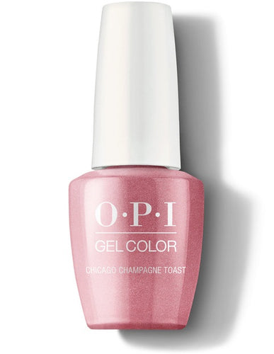 OPI GelColor Chicago Champagne Toast #GCS63A