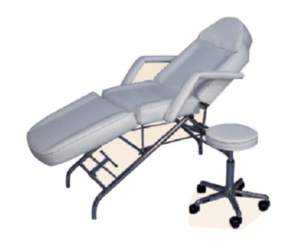 Facial bed adjusted front & ba #4343