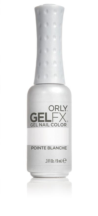 Orly Duo Pointe Blanche (Lacquer + Gel) .6oz / .3oz 31198