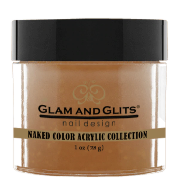 Glam & Glits Naked Color Acrylic Powder (Shimmer) 1 oz Empress Me - NCAC427-Beauty Zone Nail Supply