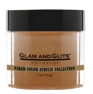 Glam & Glits Naked Color Acrylic Powder (Shimmer) 1 oz Empress Me - NCAC427