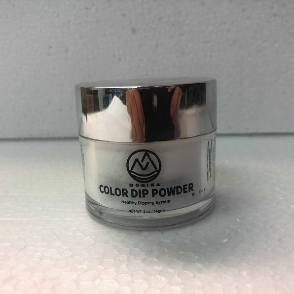 Monika Color Dip Powder #903 American White 2 oz / 56 gr