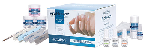 Harmony ProHesion Master Kit #01100-Beauty Zone Nail Supply
