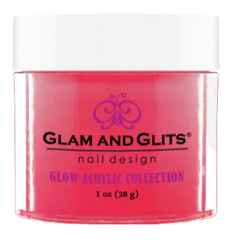 Glam & Glits Glow Acrylic (Cream) 1 oz Electrifying - GL2013