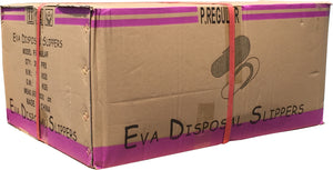 Eva Disposal Foam slippers 360 pairs R P C-Beauty Zone Nail Supply