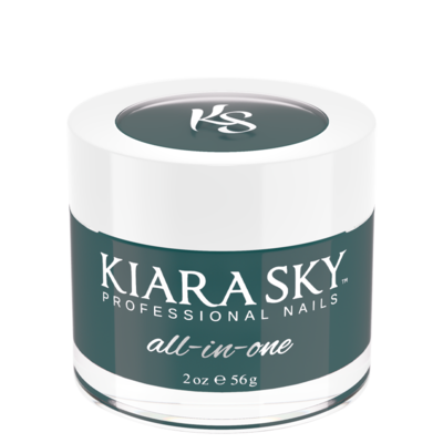Kiara Sky All In One Dip Powder 2 oz Side Hu$Tle DM5084-Beauty Zone Nail Supply