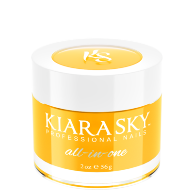 Kiara Sky All In One Dip Powder 2 oz Golden Hour DM5095-Beauty Zone Nail Supply