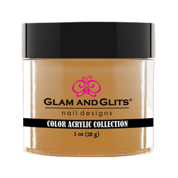 Glam & Glits Color Acrylic (Cream) 1 oz Hazel - CAC321