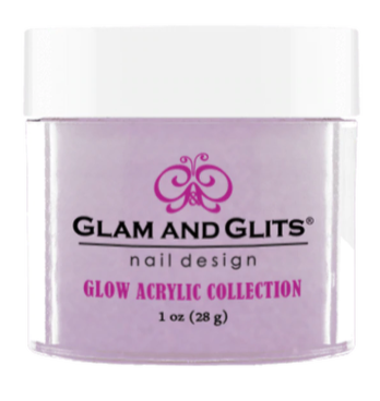 Glam & Glits Glow Acrylic (Shimmer) 1 oz You're Space-cial- GL2035