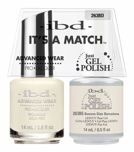 ibd Advanced Wear Color Duo Buenos D�as Barcelona 1 PK-Beauty Zone Nail Supply