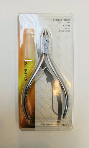 Monika cuticle nipper cn-03