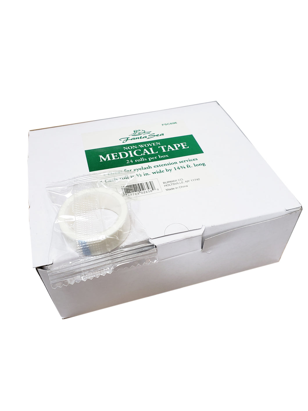 Medical Tape 24 Rolls/box-Beauty Zone Nail Supply