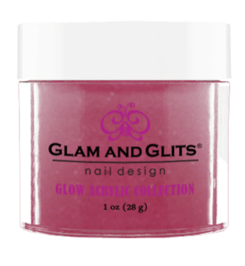 Glam & Glits Glow Acrylic (Cream) 1 oz Electric Love- GL2048