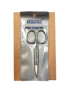 "Nose Scissors 4"" Straight"