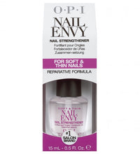 Load image into Gallery viewer, OPI Nail Treatments Nail Envy Soft & Thin Formula 0.5 oz NT111