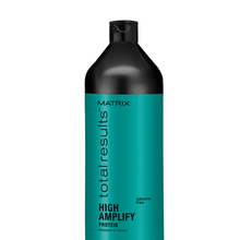 Load image into Gallery viewer, MATRIX TOTAL RESULTS HIGH AMPLIFY VOLUME SHAMPOO 33.8 OZ