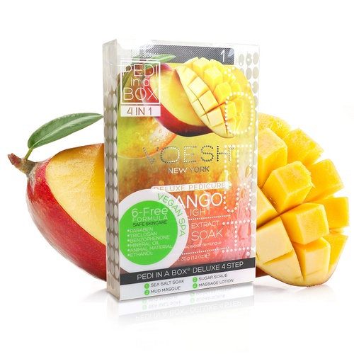 Voesh Mango Delight 4 Step Case 50 Pack-Beauty Zone Nail Supply