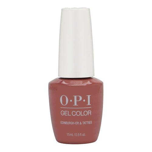 OPI Gelcolor EDINBURGH-ER & TATTIES #GC U23