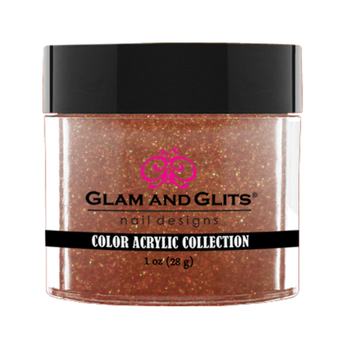Glam & Glits Color Acrylic (Shimmer) 1 oz Elizabeth - CAC336-Beauty Zone Nail Supply