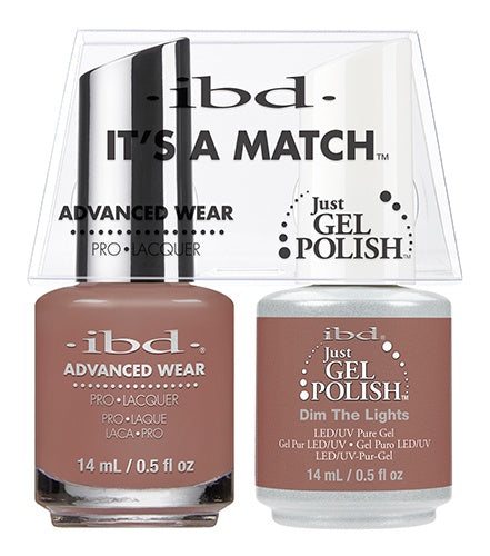 ibd Advanced Wear Color Duo Dim the Lights 1 PK
