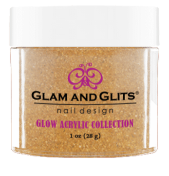 Glam & Glits Glow Acrylic (Cream) 1 oz Ignite - GL2022