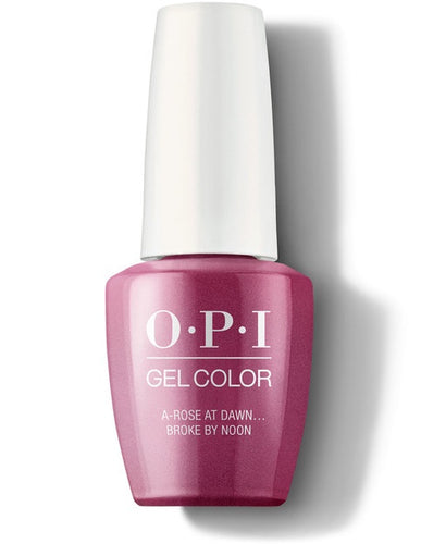 OPI GelColor A Rose At Dawn... Broke By Noon #GCV11A