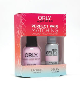 Orly Duo Beautifully Bizzarre (Lacquer + Gel) .6oz / .3oz
