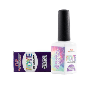 Nurevolution Tiedye Gel #04 Floral Fantasy 15ml