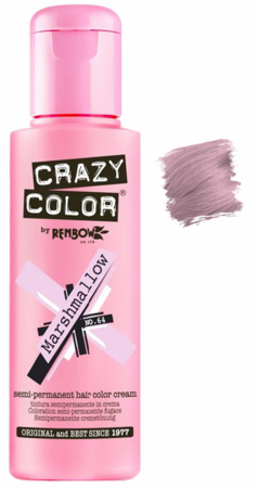 Crazy Color vibrant Shades -CC PRO 64 MARSHMALLOW 150ML-Beauty Zone Nail Supply