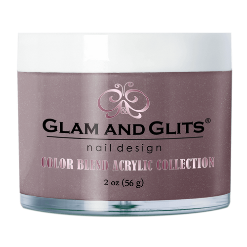 Glam & Glits Acrylic Powder Color Blend (Shimmer) 2 oz Daydreamer - BL3072-Beauty Zone Nail Supply