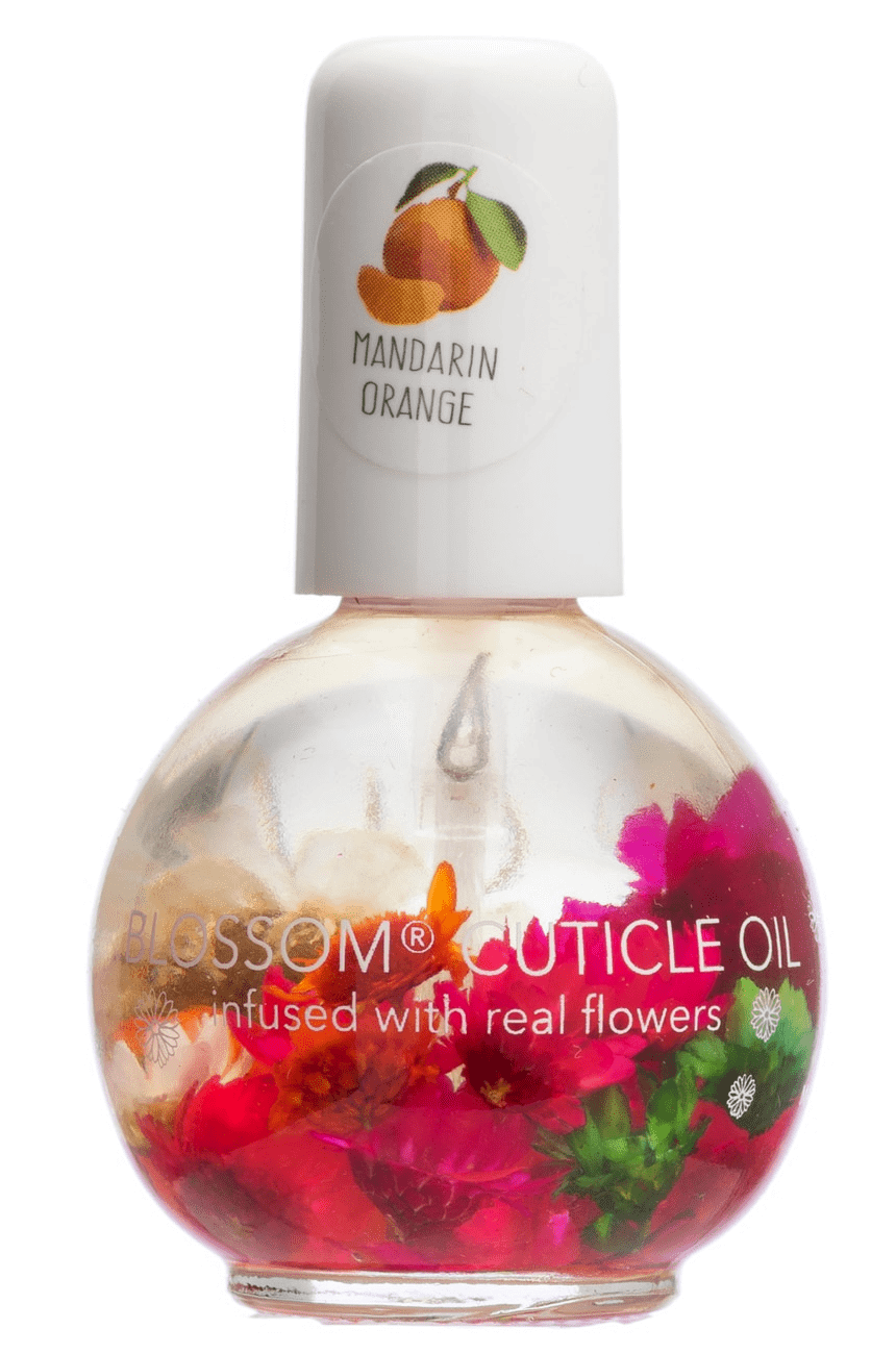 Blossom Fruit Scented Cuticle Oil Orange 0.42oz