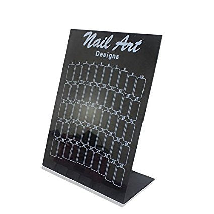 Nail Art Designs Nail Tips Display Board
